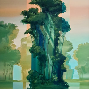 """""""En lille høj ø i søen"""""""