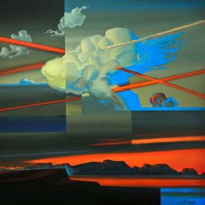 """""""Luftveje ved solnedgang"""""""
